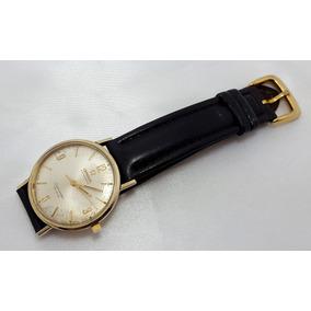 448eb8746e4 Relógio Omega Ouro 14k Seamaster Deville Automático