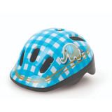 Capacete Infantil Menino Polisport Bicicleta Regulagem Bebê