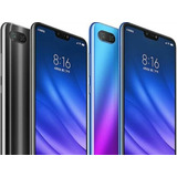 Xiaomi Mi 8 Lite 64gb - Azul Aurora