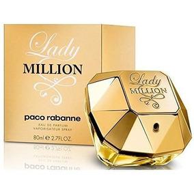 Perfume Lady Million Perfume Mujer 80ml Paco Rabanne