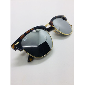 6cfed359b478d Ray Ban Clubmaster Tartaruga - Óculos no Mercado Livre Brasil