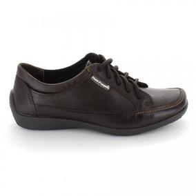 Zapato Para Mujer Hush Puppies Hg0450-029686 Color Choco