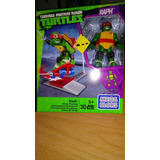 Tortugas Ninja Mega Bloks Original Raph