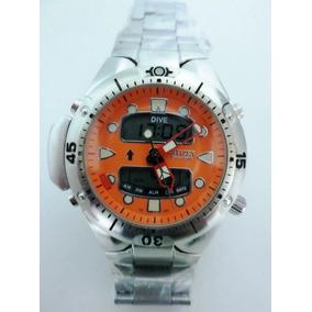 60984952a41 Relogio Atlantis Aqualand Laranja - Joias e Relógios no Mercado ...