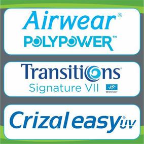 Lente Airwear Polypower 1,59 Transitions Cinza Crizal Easy 24b371f80f