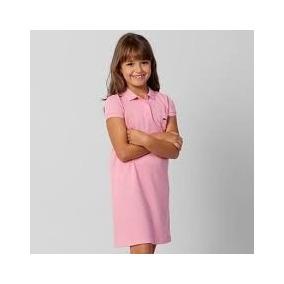 Vestido Lacoste Infantil - Calçados, Roupas e Bolsas no Mercado ... 61db8755ec