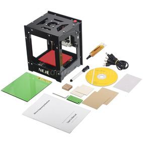 Mini Gravadora Impressora Laser Neje 1000mw - Pronta Entrega