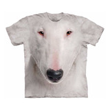 Camiseta Bull Terrier Face - The Mountain