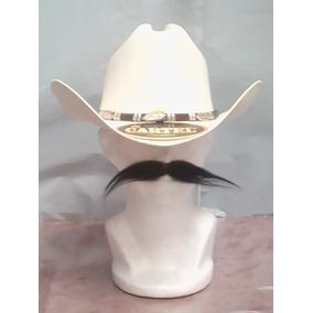 Sombrero Vaquero Americano El Cartel Papel Arroz Envío Grati 7b80936dd22