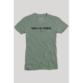 Camiseta Deus Me Dibre Reserva