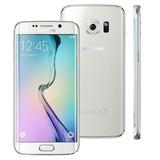 Samsung Galaxy S6 Edge 64gb Branco + Nota Fiscal - (novo)