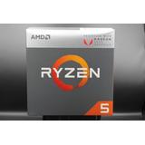 Procesador Amd Ryzen 5 2400g Con Graficos Radeon Rx Vega