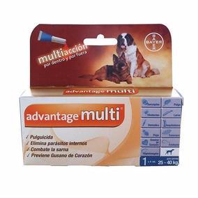 25 A 40 Kg - Pipeta Advantage Multi® Perro