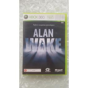 Alan Wake Original Midia Fisica Xbox 360