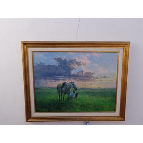 Una Bellisima Pintura Del Pintor Uruguayo Jorge Tarallo