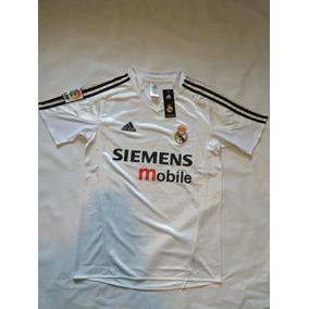 5b2efc141 Jersey Real Madrid 2004 2005 en Mercado Libre México
