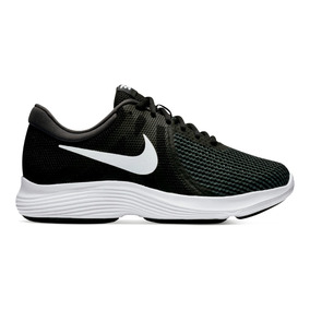 76db87ccb82 Tenis Nike 599563 009 Negro Azul Hombre Correr Remate Op4 - Tenis ...