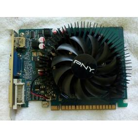 Placa De Vídeo Geforce Gt 440 Gddr5 1gb 128bits Semi-nova