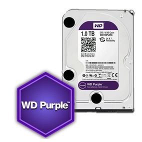 Disco Western Digital Wd 1tb Purple Sata 3.5 Dvr Nvr 2017