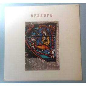 Lp Vinil Erasure The Innocents (album) Com Encarte 1988