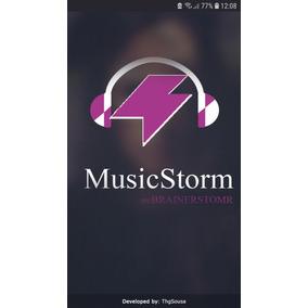 App De Musica + Painel De Administracao Web