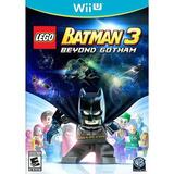 Videojuego Lego Batman 3: Beyond Gotham (wii U)
