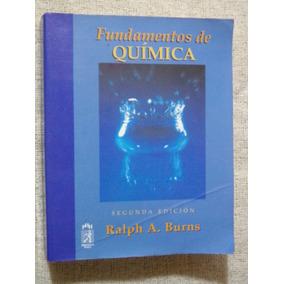 fundamentos de quimica ralph burns cuarta edicion