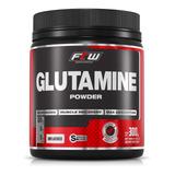 Glutamina Powder Ftw 300g 100% Pura