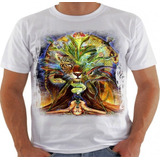 Camiseta Ayahuasca Santo Daime 01