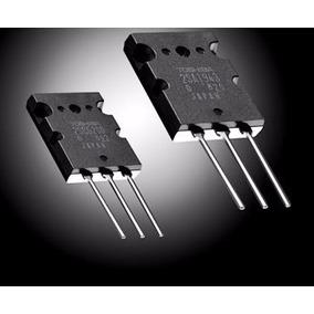 10 Pares *transistor 2sc5200 / 2sa1943 Toshiba * Mica Gratis