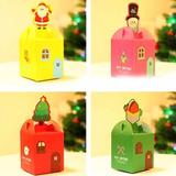 Caja De Dulces De Colores De Navidad De Regalo