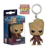 Pocket Pop Keychain Groot Guardianes De La Galaxia 2 Baby
