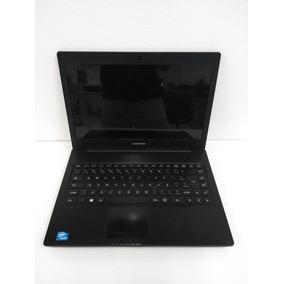 Notebook Positivo Dual Core Hd 250gb Mem 4gb Bateria Ruim