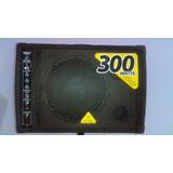 Monitor Amplificado Behringer Eurolive F1320d 300 Rms