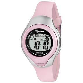 Relógio X Games Feminino Ref: Xkppd033 Bxpx Infantil