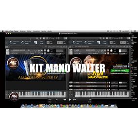 Kit Mano Walter 2017 Para Kontakt Aylan Samples