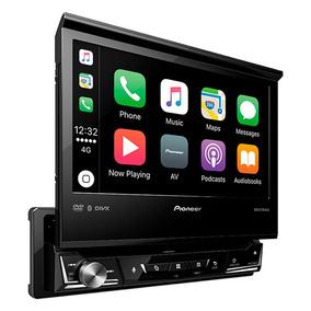 Dvd Player Automotivo Pioneer Avh- Z7080tv Bt Waze Spotify