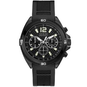 81fefcd3e8a Relógio Guess Rose Com Preto W14026g1 Masculino - Relógio Guess ...