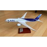 Avion Boeing Dreamliner 787 Lan Resina Escala 1/200