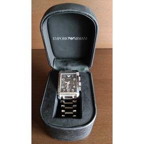 b7d6419a67e Relógio Empório Armani Ar0334 Original Frete Grátis - Relógios De ...