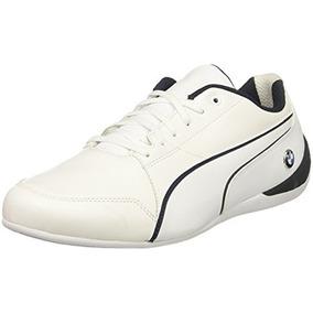 c8adbe3400 Puma Bmw Ms Drift Cat 7 Sneaker, Puma White-team Blue-puma W