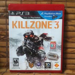 Jogo Ps3 - Killzone 3 Original - Frete Barato