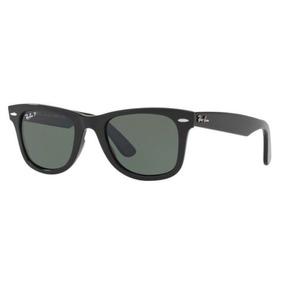 Oculos Sol Ray Ban Wayfarer Rb4340 601 58 50 Preto Polarizad c872cbeb45