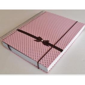 Caderno Customizado Em Tecido Materiais Escolares No Mercado Livre