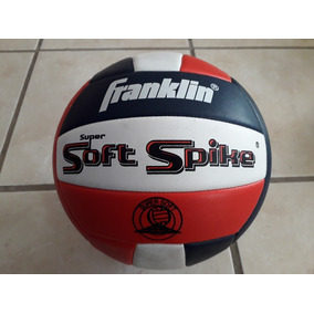 fecdfb8284f0d Balon Volibol Volleyball Franklin Super Soft