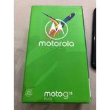 Motorola Moto G5s Plus, Desbloqueado, Capa Silicone Grátis