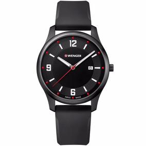 4014c7577a46 Reloj Wenger City Active Original Acero Inoxidable 011441111