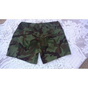 Shorts Colcci 38 Camuflado