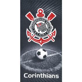 Toalha De Banho Corinthians Modelo Todo Poderoso Timao - Acessórios ... 482c30efccaaf