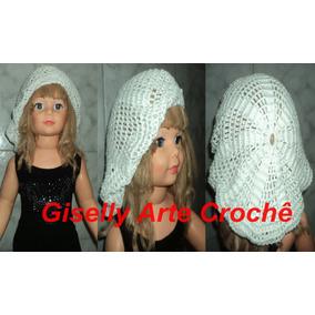 e69834931ea2b Touca Reggae Croche - Boinas para Feminino no Mercado Livre Brasil